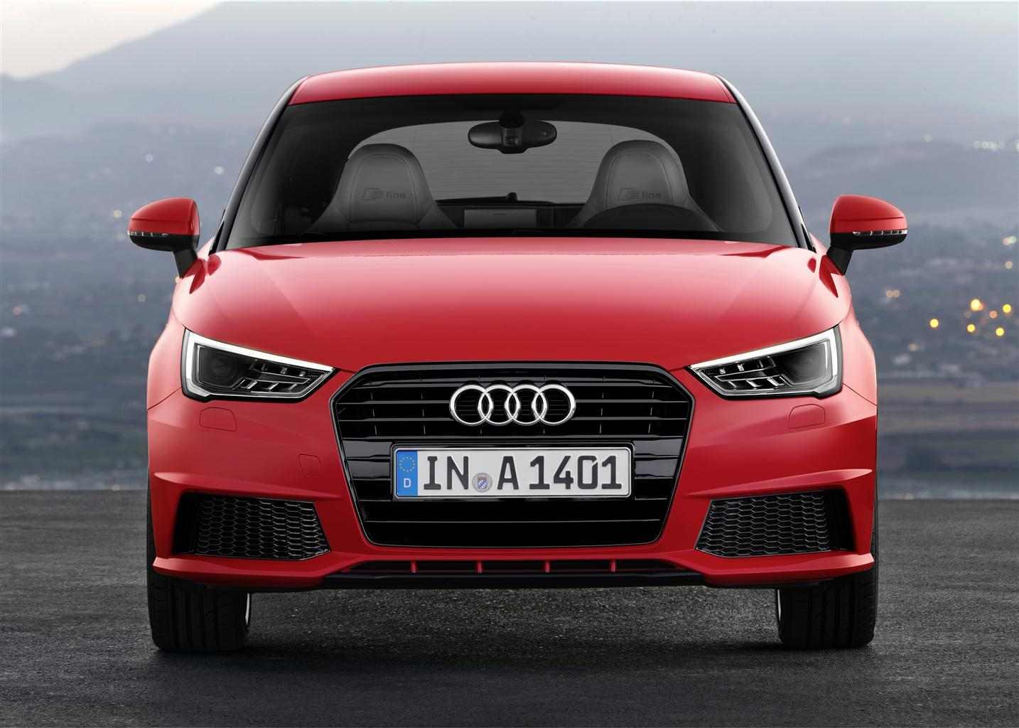Nuove Audi A1 e A1 Sportback Sportive ed efficienti