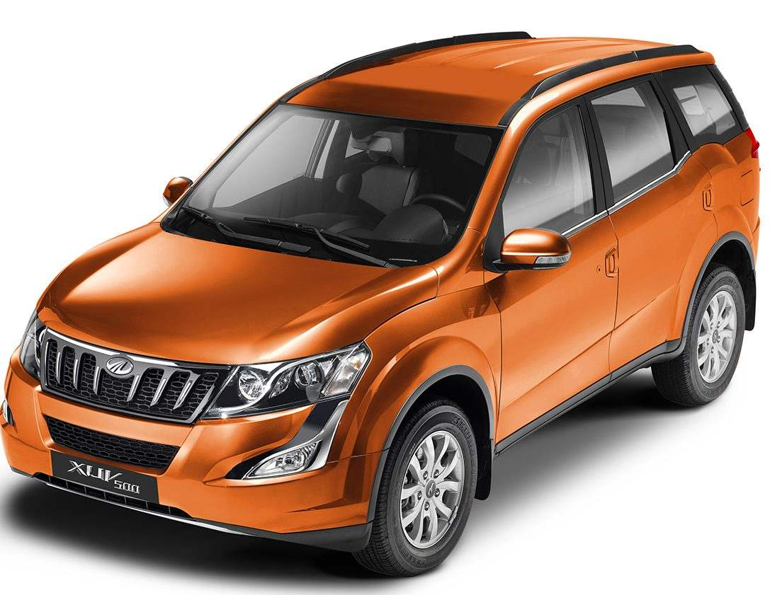 Mahindra XUV500 MY17: Bella, completa e robusta.