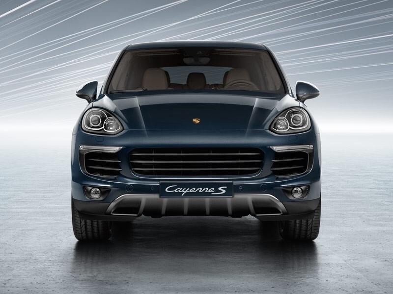 Porsche richiama circa 21.500 Cayenne con motore V6 diesel.